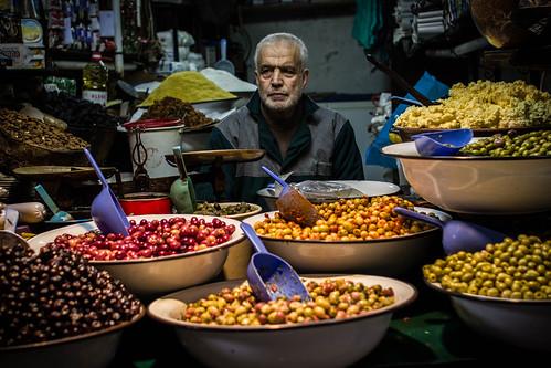 Tradesman in Fez