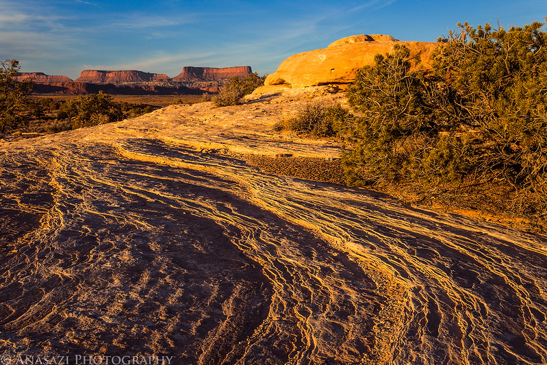 Sandstone Sunset