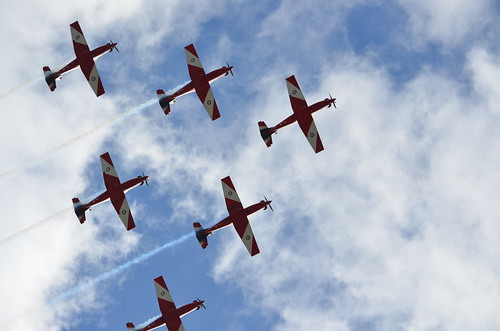 Australian Air force Roulettes | by Sascha Grant