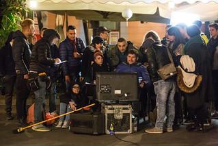24 Le verità - Backstage - Piazza Vico Equense
