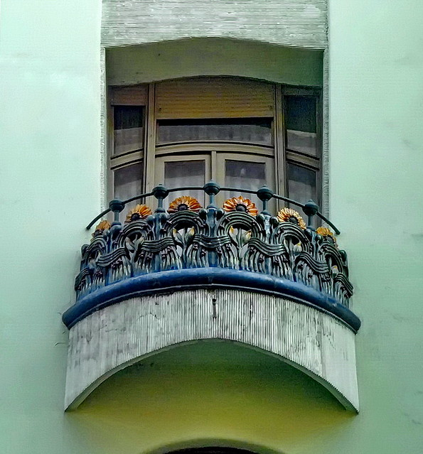 Budapest Art Nouveau