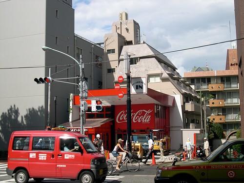 Tokyo 2006 - 201 - Coca Cola   by DavidLevinson