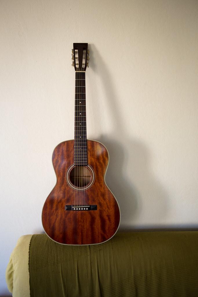 Recording King ROS-616 | 12-fret 000  Solid mahogany top, ba… | Flickr