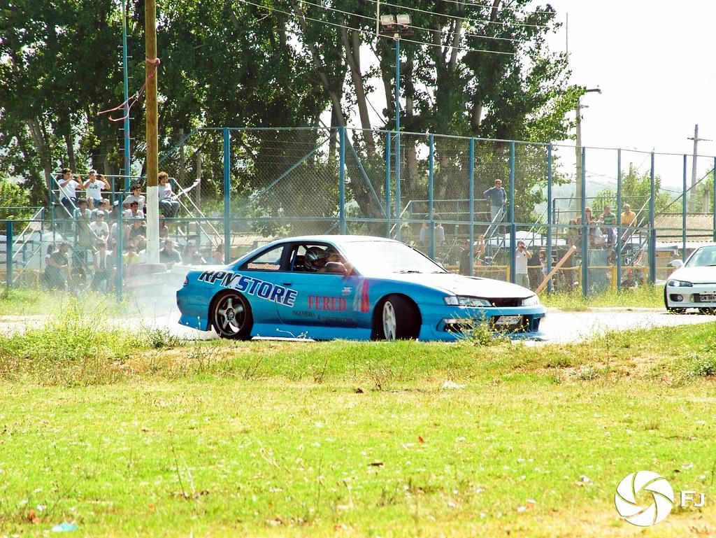 Nissan Silvia S14 Kouki Drift Francisco Vargas Flickr