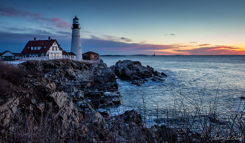 ocean lighthouse sunrise spring maine newengland portlandhead jclay mygearandme mygearandmepremium mygearandmebronze mygearandmesilver mygearandmegold mygearandmeplatinum mygearandmediamond