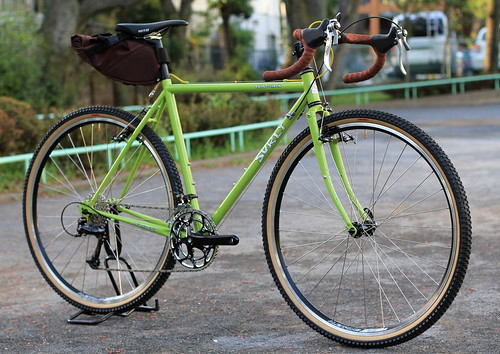 *SURLY* crosscheck complete bike | by Blue Lug