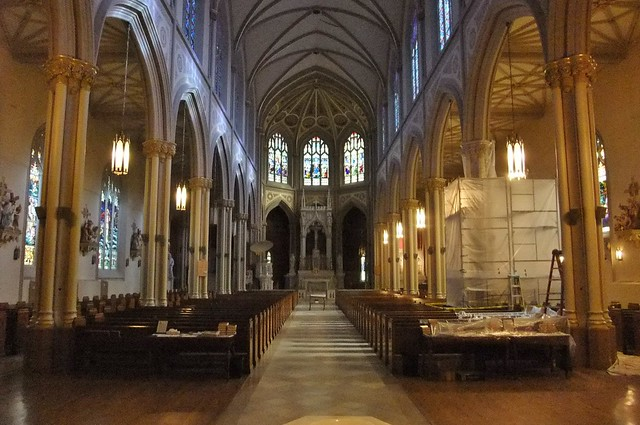 Holy Name of Jesus Catholic Church, Loyola University New Orleans, New Orleans, LA