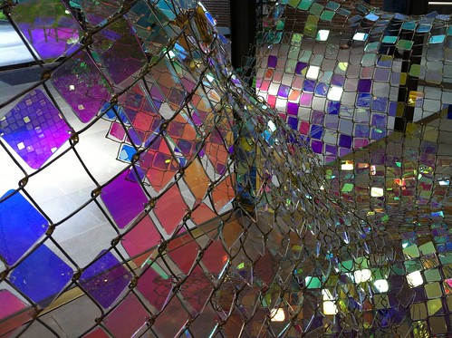 "Soo Sunny Park ""Unwoven Light"" - Rice University Art Gallery - Houston, TX | by Mr. Kimberly"