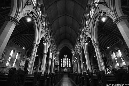 St Mary Abbots Church