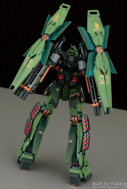 MG Unicorn - Marida Cruz Custom 3