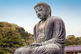 The Great Buddha of Kamakura (Daibutsu) | by Ray in Manila