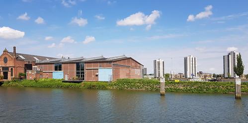 Piekstraat locatie Rotterdam   by JanvanHelleman
