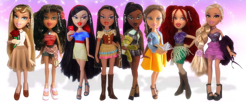 Bratz Modern Disney Princesses So For This Awesome