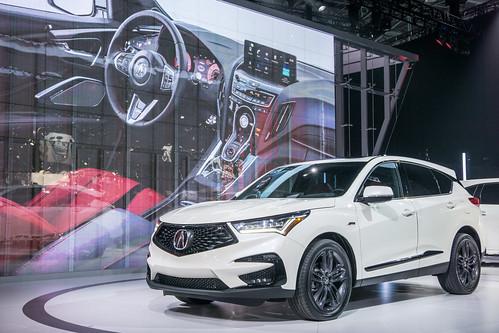 2019 Acura RDX Photo