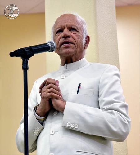 Dr. I.S. Rai, President SNM, USA