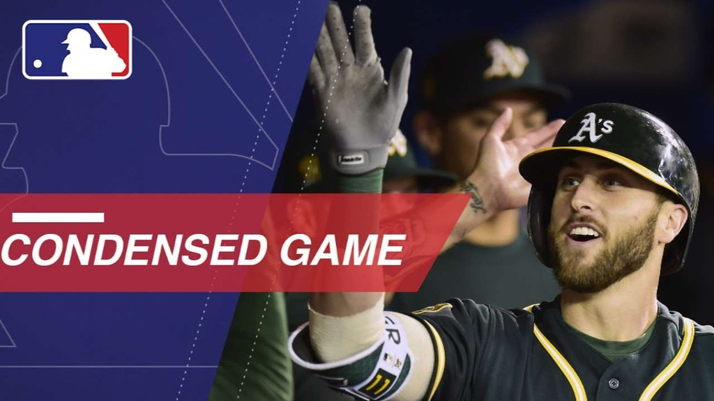 Condensed Game: OAK@TOR - 5/18/18 | via MLB www youtube com/… | Flickr