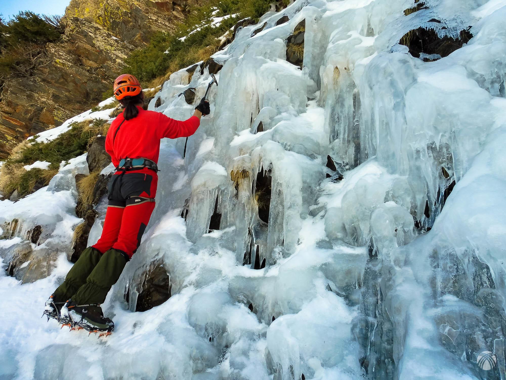 El hielo escasea y la temperatura es alta