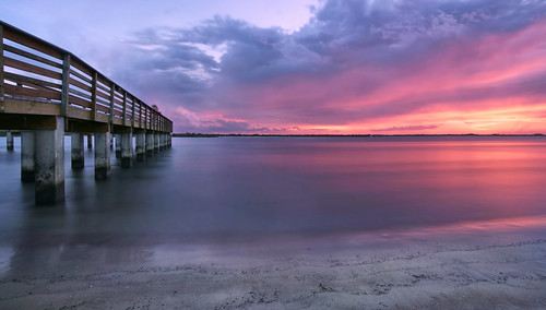 smyrna dunes park volusia county beach florida indian river halifax intracoastal waterway pier dock jetty sunset sunrise sony a6300 1018mm