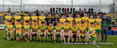 Electric Ireland Minor Champtionship 2018