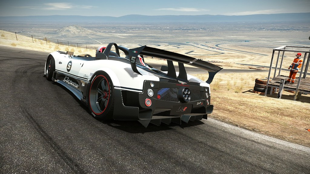 Zonda Project CARS