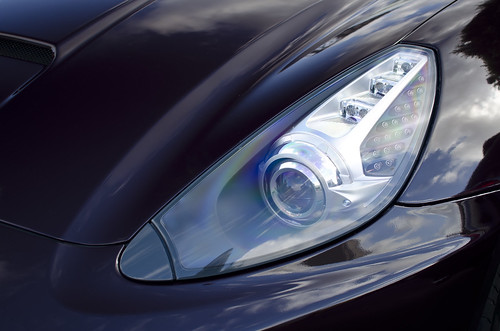 Ferrari California Headlight | by Axion23