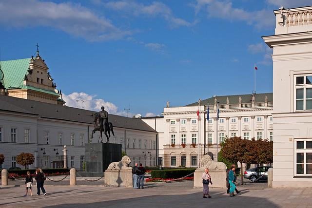 Warsaw_Old_Town 1.2, Poland