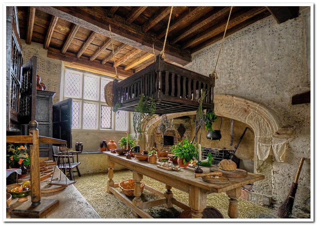 Tudor Kitchen Tudor Period 1580 Hugh Stanton Flickr