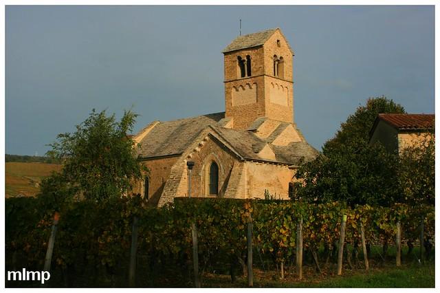 La chapelle de Domange
