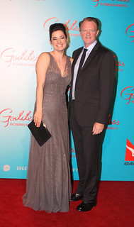 Laura Michelle Kelly, Mark Lamprell | by Eva Rinaldi Celebrity and Live Music Photographer