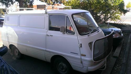 1970 Mazda Bongo Van | I got another chance to get photos ...