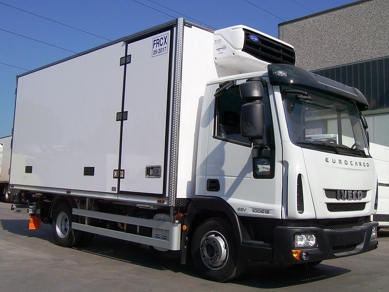 Хладилна надстройка за Iveco