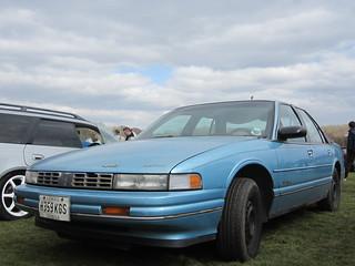 1991 Oldsmobile Cutlass.   by bramm77