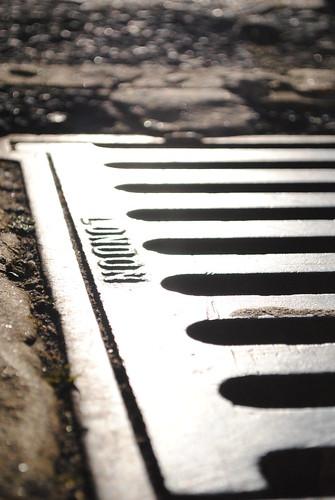 London drain. | by ShannonBell_