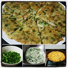 Simple Vegan Okonomiyaki....