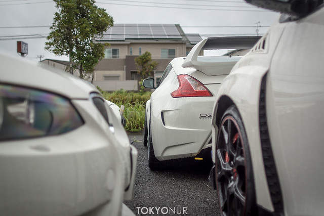 Powerhouse Amuse Nissan 370Z Vestito