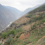 Trek de 2 jours dans les gorges du Saut du Tigre