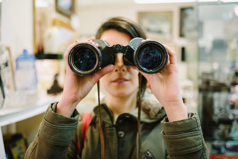 Binoculars V