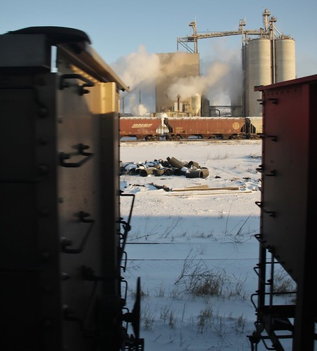 railroad cars industry train iowa windowview hopper bnsf creston takenfromtheeastboundcaliforniazephyr