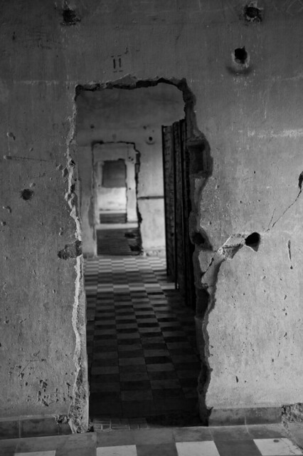C122 Tuol Sleng Genocide Museum - Phnom Penh