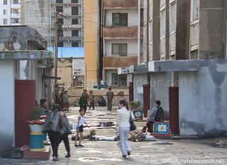 Behind the scenes... | by humanitybesideus.net