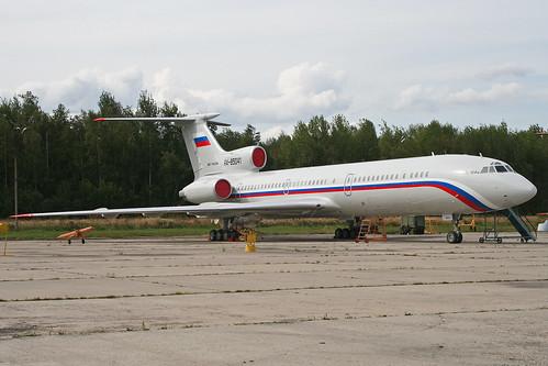 Tupolev Tu-154M 'RA-85041' | by Hawkeye UK