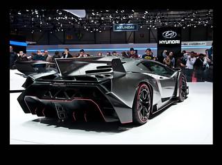 Bolide Futuriste Salon De L Automobile Geneve Jeanmiche Flickr