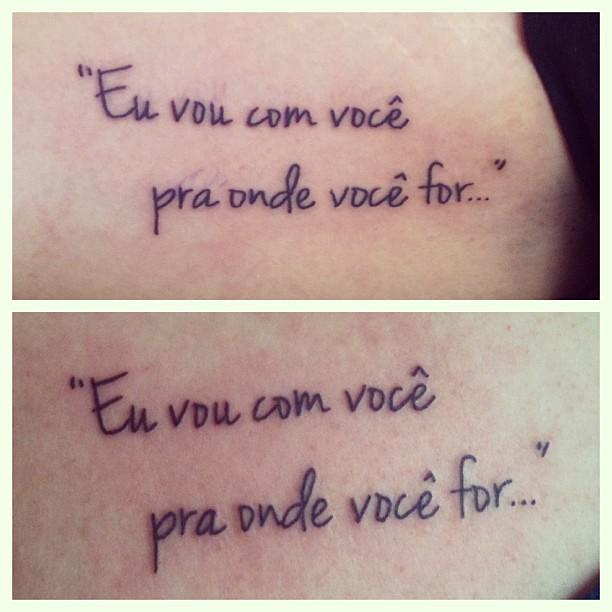 Playtattoo Tattoo Tatuagem Tatouage Frases Quotes C