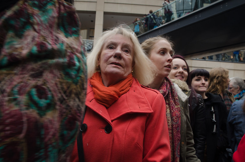 "TrinityLeeds opening - ""City of Women"""
