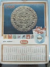 Calendario 1968.Calendario 1968 Muki L Flickr