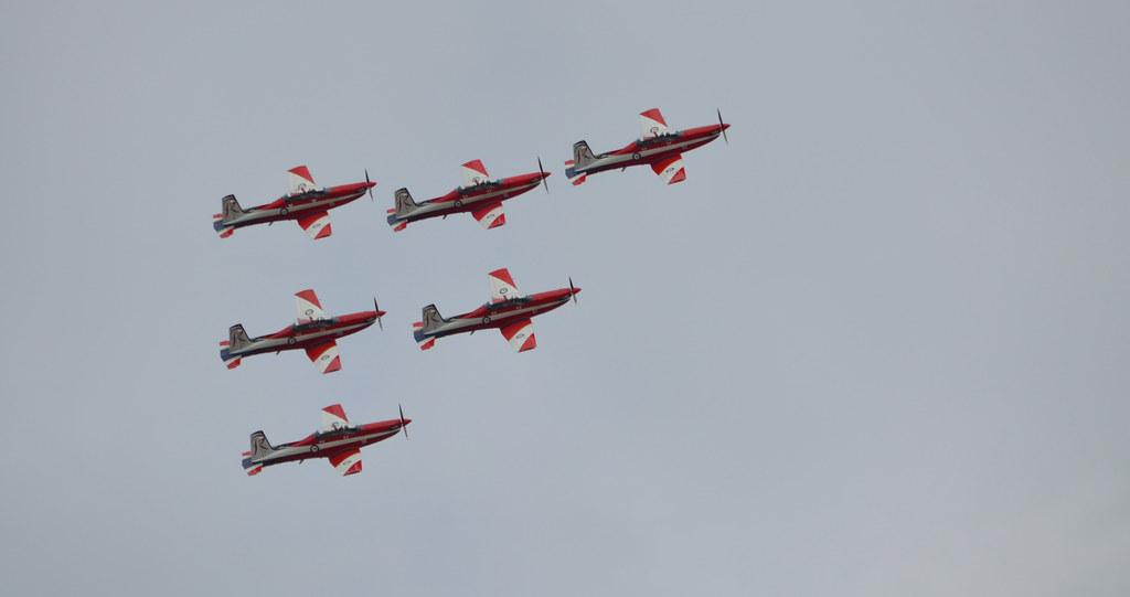 Australian Air force Roulettes