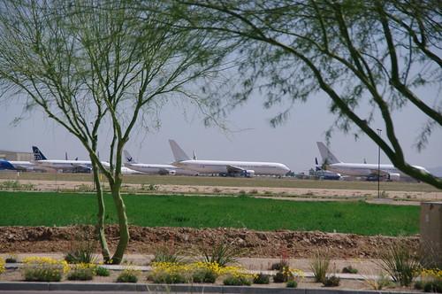 arizona aircraft springtraining seattlemariners goodyearairport springtraining2013catcusleague