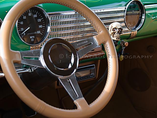 Buena Park Elks Lodge Car Show