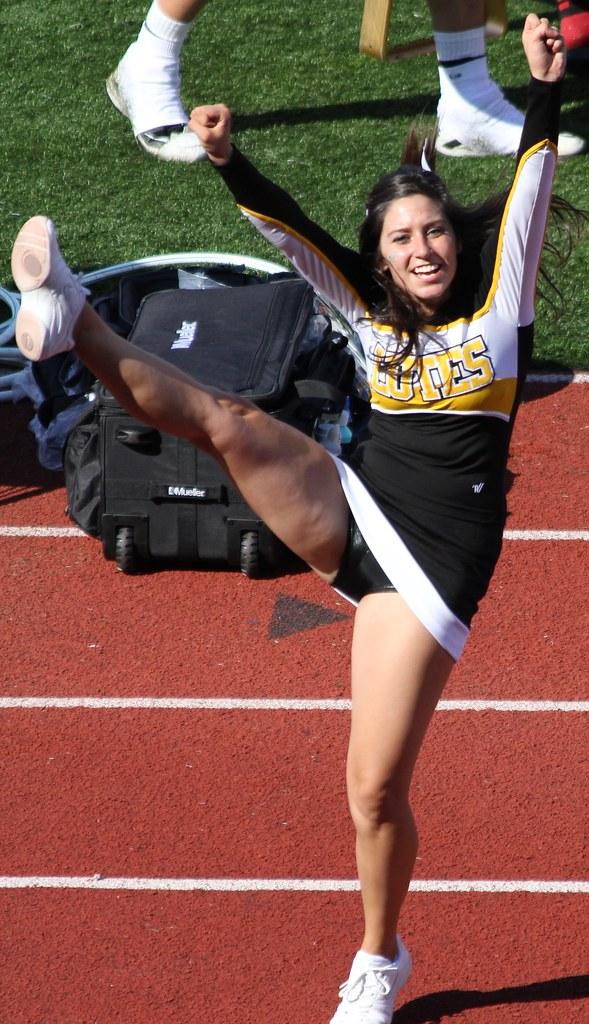 San Diego Sockers Girls High Kick - a photo on Flickriver
