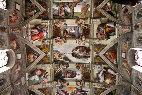 Sistine Chapel   by terchonline